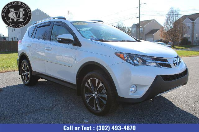 Used Toyota Rav4 Limited 2015   Morsi Automotive Corp. New Castle, Delaware