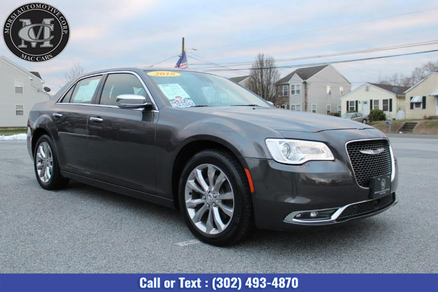 Used Chrysler 300 Limited 2018   Morsi Automotive Corp. New Castle, Delaware