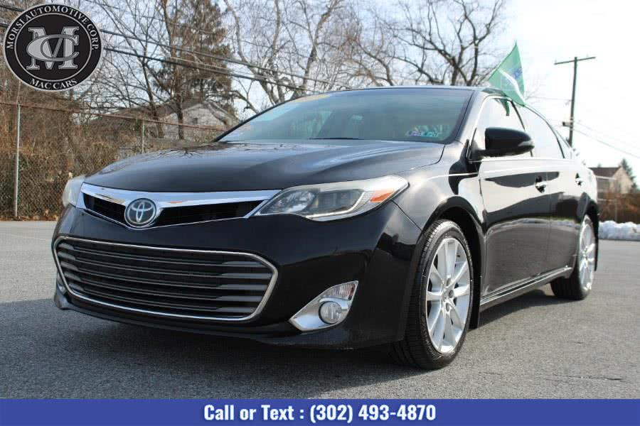 Used Toyota Avalon Limited 2015 | Morsi Automotive Corp. New Castle, Delaware