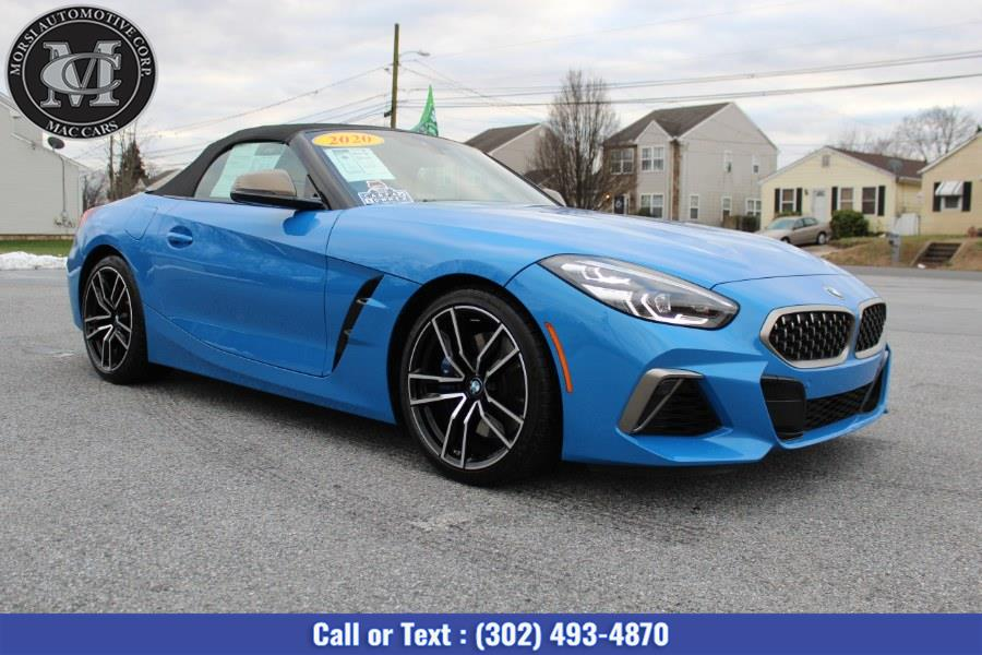 2020 BMW Z4 sDriveM40i, available for sale in New Castle, DE