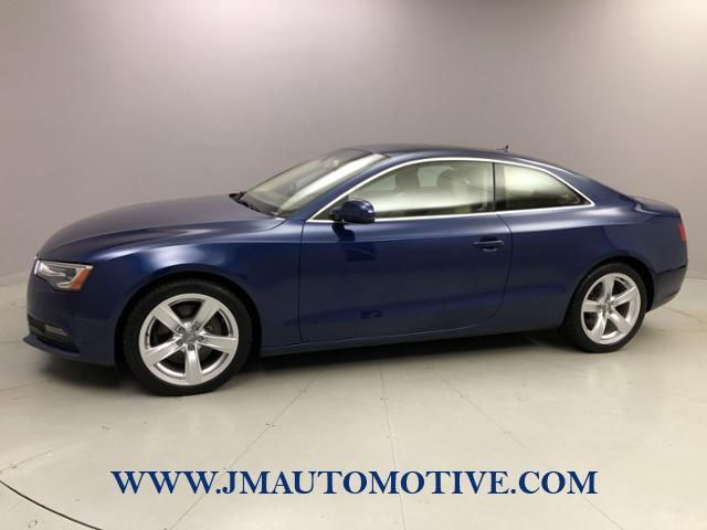 Used 2014 Audi A5 in Naugatuck, Connecticut | J&M Automotive Sls&Svc LLC. Naugatuck, Connecticut
