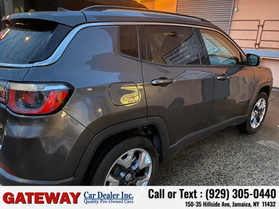 Used Jeep Compass Limited 4x4 2020 | Gateway Car Dealer Inc. Jamaica, New York