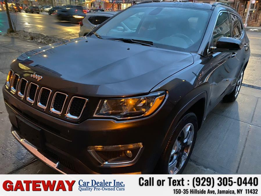 Used 2020 Jeep Compass in Jamaica, New York | Gateway Car Dealer Inc. Jamaica, New York