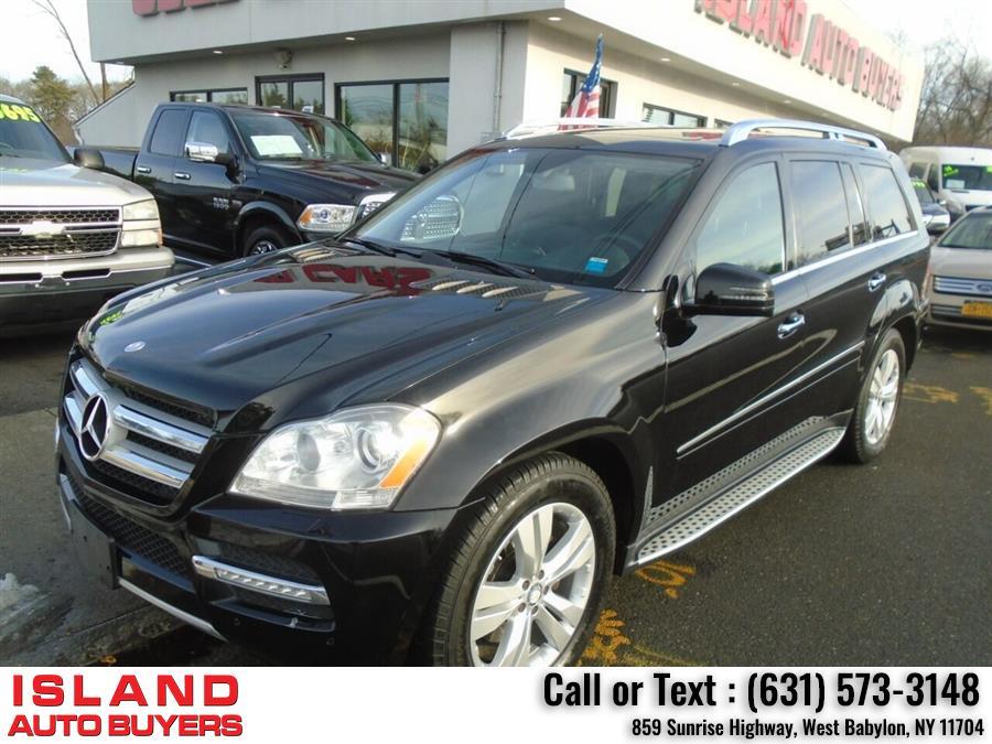 Used Mercedes-benz Gl-class GL 450 4MATIC AWD 4dr SUV 2012 | Island Auto Buyers. West Babylon, New York