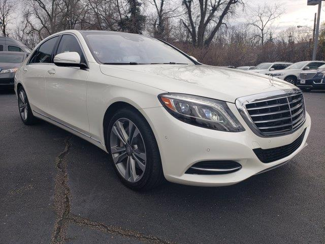 Used Mercedes-benz S-class S 550 2014 | Luxury Motor Car Company. Cincinnati, Ohio
