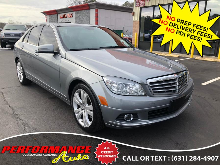 Used 2010 Mercedes-Benz C-Class in Bohemia, New York | Performance Auto Inc. Bohemia, New York