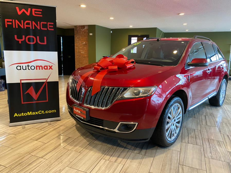 Used 2013 Lincoln MKX in West Hartford, Connecticut | AutoMax. West Hartford, Connecticut