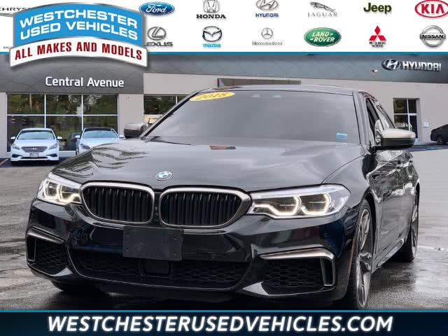 Used 2018 BMW 5 Series in White Plains, New York | Westchester Used Vehicles. White Plains, New York