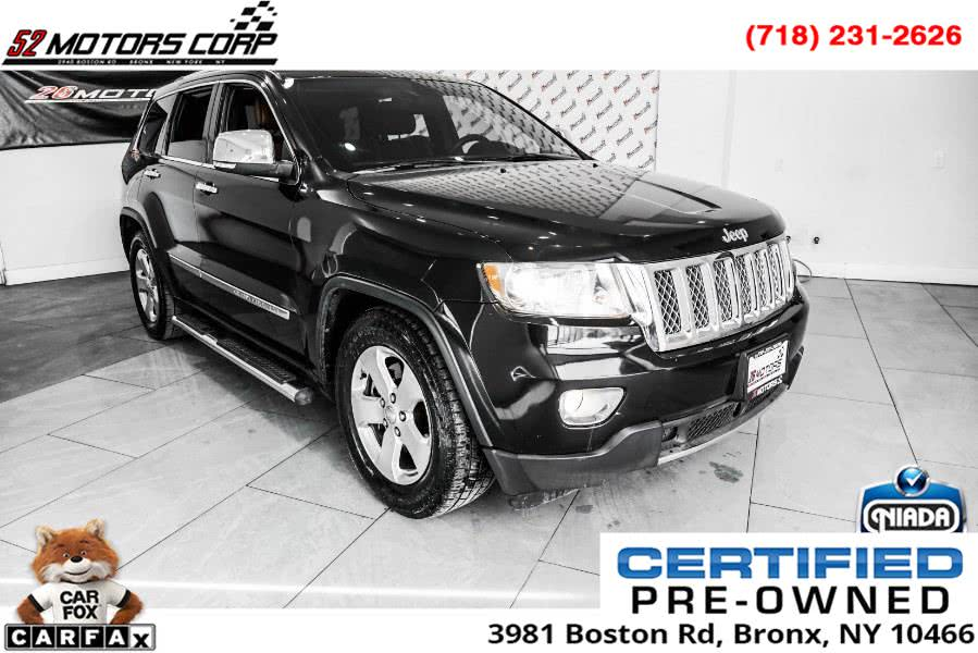 Used 2013 Jeep Grand Cherokee in Woodside, New York | 52Motors Corp. Woodside, New York