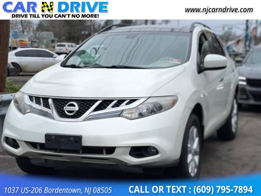 Used Nissan Murano SL AWD 2011 | Car N Drive. Bordentown, New Jersey