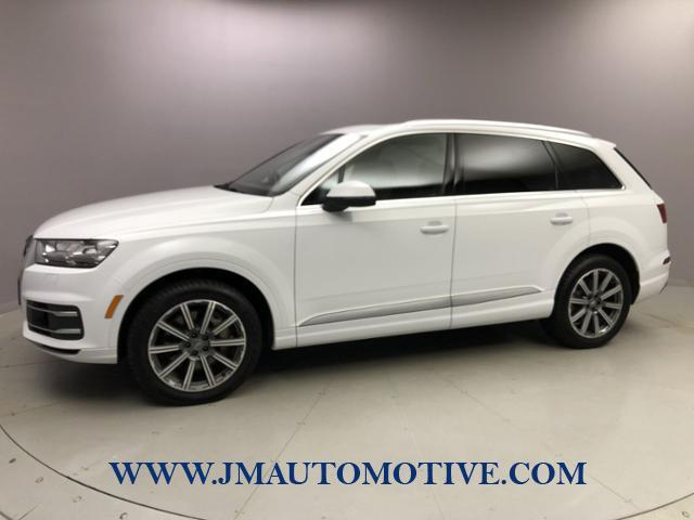 Used 2017 Audi Q7 in Naugatuck, Connecticut | J&M Automotive Sls&Svc LLC. Naugatuck, Connecticut