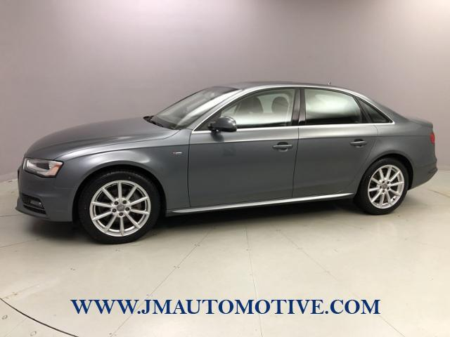 Used 2014 Audi A4 in Naugatuck, Connecticut | J&M Automotive Sls&Svc LLC. Naugatuck, Connecticut
