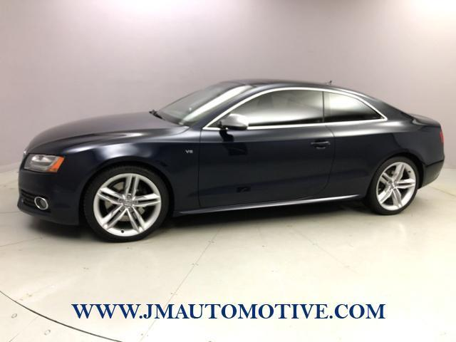 Used 2011 Audi S5 in Naugatuck, Connecticut | J&M Automotive Sls&Svc LLC. Naugatuck, Connecticut