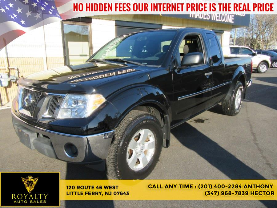 Used 2010 Nissan Frontier in Little Ferry, New Jersey | Royalty Auto Sales. Little Ferry, New Jersey