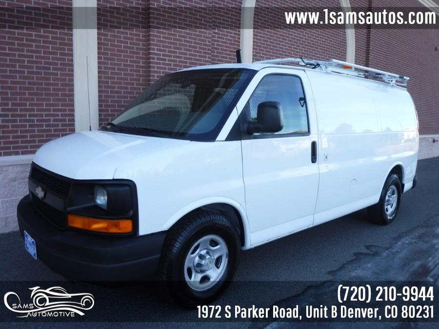 Used 2007 Chevrolet Express Cargo Van in Denver, Colorado | Sam's Automotive. Denver, Colorado