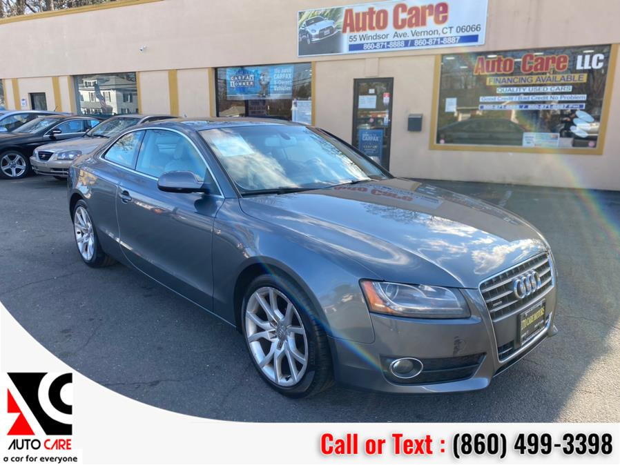 Used 2012 Audi A5 in Vernon , Connecticut | Auto Care Motors. Vernon , Connecticut