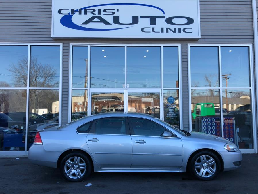 Used 2011 Chevrolet Impala in Plainville, Connecticut | Chris's Auto Clinic. Plainville, Connecticut
