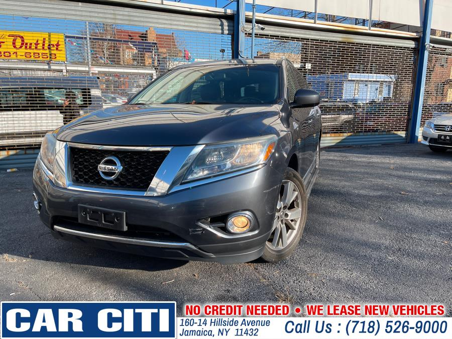 Used 2014 Nissan Pathfinder in Brooklyn, New York | E Cars . Brooklyn, New York