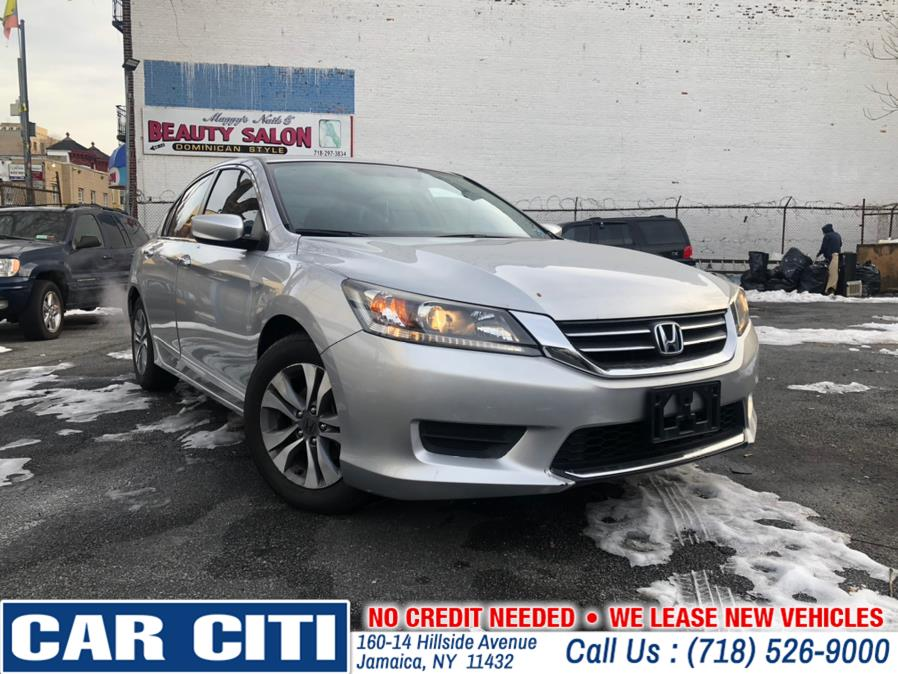 Used 2015 Honda Accord Sedan in Brooklyn, New York | E Cars . Brooklyn, New York