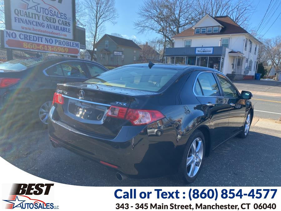 Used Acura TSX 4dr Sdn I4 Auto 2014 | Best Auto Sales LLC. Manchester, Connecticut