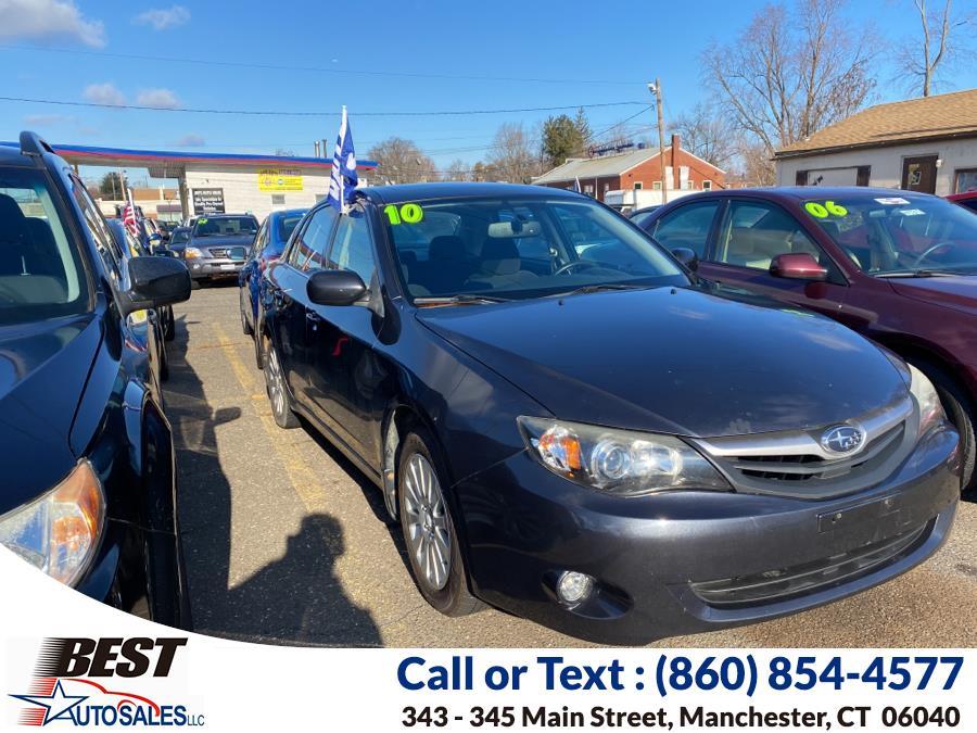Used Subaru Impreza Sedan 4dr Auto 2.5i Premium Special Edition 2010 | Best Auto Sales LLC. Manchester, Connecticut