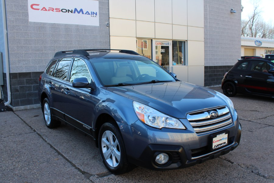 Used 2014 Subaru Outback in Manchester, Connecticut | Carsonmain LLC. Manchester, Connecticut