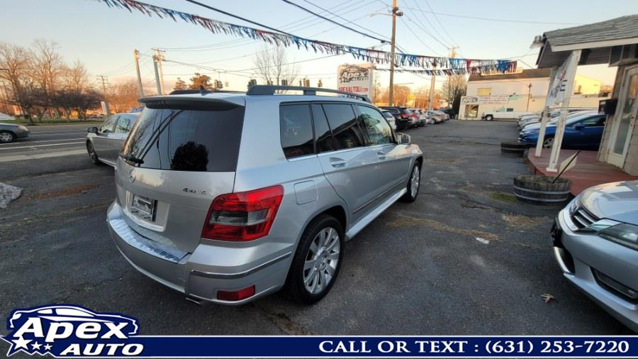Used Mercedes-Benz GLK-Class 4MATIC 4dr GLK350 2010 | Apex Auto. Selden, New York