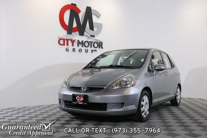 Used 2008 Honda Fit in Haskell, New Jersey | City Motor Group Inc.. Haskell, New Jersey