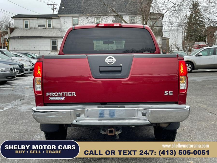Used Nissan Frontier 2WD Crew Cab SWB Auto SE 2007 | Shelby Motor Cars . Springfield, Massachusetts