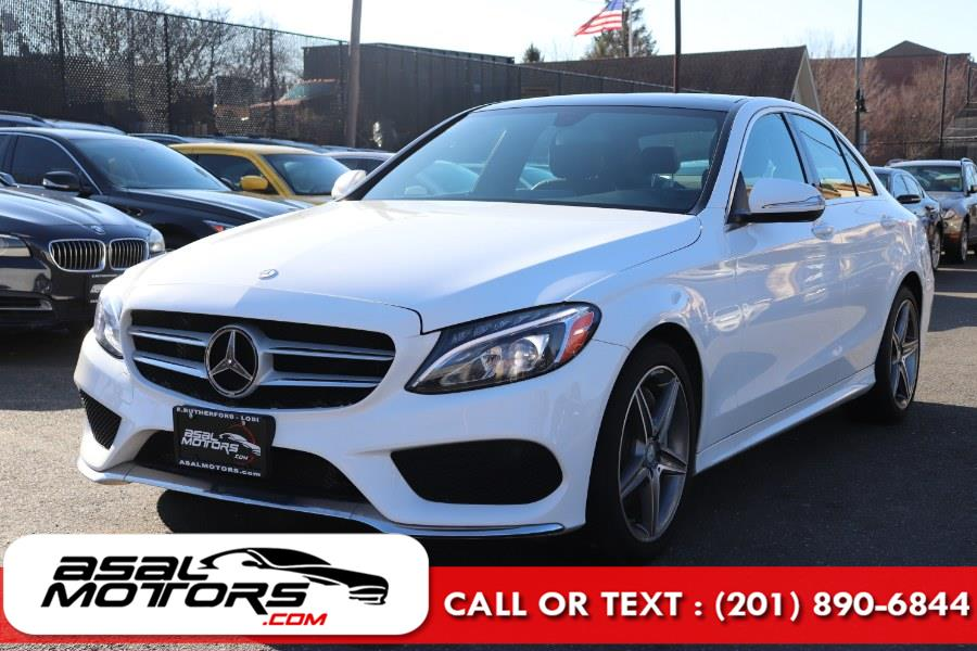 Used Mercedes-Benz C-Class 4dr Sdn C 300 Sport 4MATIC 2015 | Asal Motors. East Rutherford, New Jersey