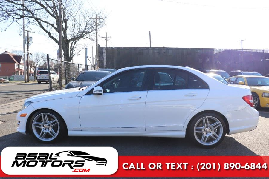 Used Mercedes-Benz C-Class 4dr Sdn C300 Sport 4MATIC 2013 | Asal Motors. East Rutherford, New Jersey