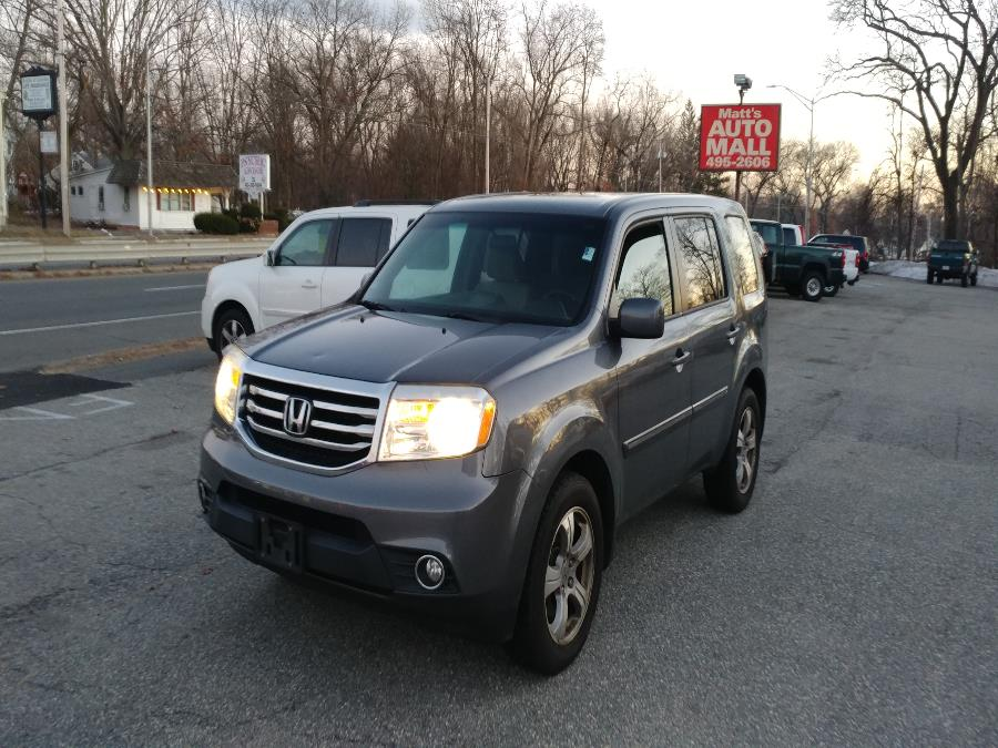 Used 2013 Honda Pilot in Chicopee, Massachusetts | Matts Auto Mall LLC. Chicopee, Massachusetts
