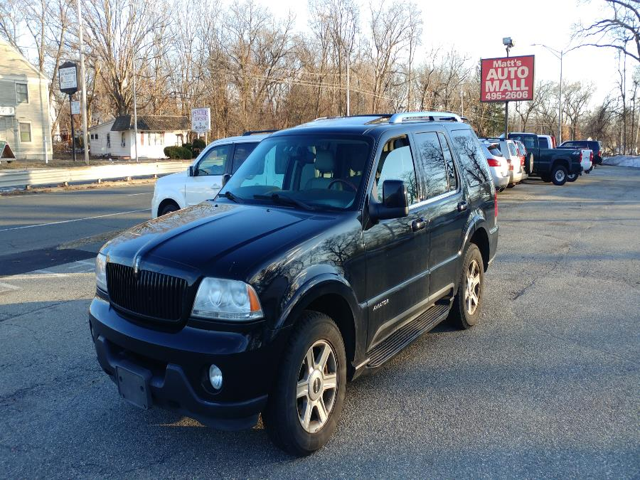 Used 2005 Lincoln Aviator in Chicopee, Massachusetts | Matts Auto Mall LLC. Chicopee, Massachusetts