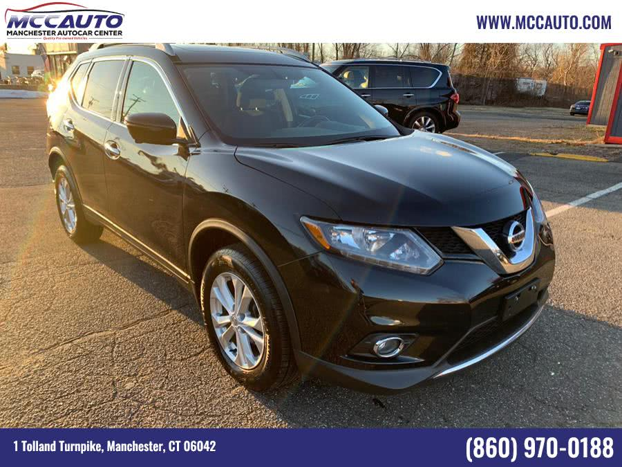 Used 2016 Nissan Rogue in Manchester, Connecticut | Manchester Autocar Center. Manchester, Connecticut