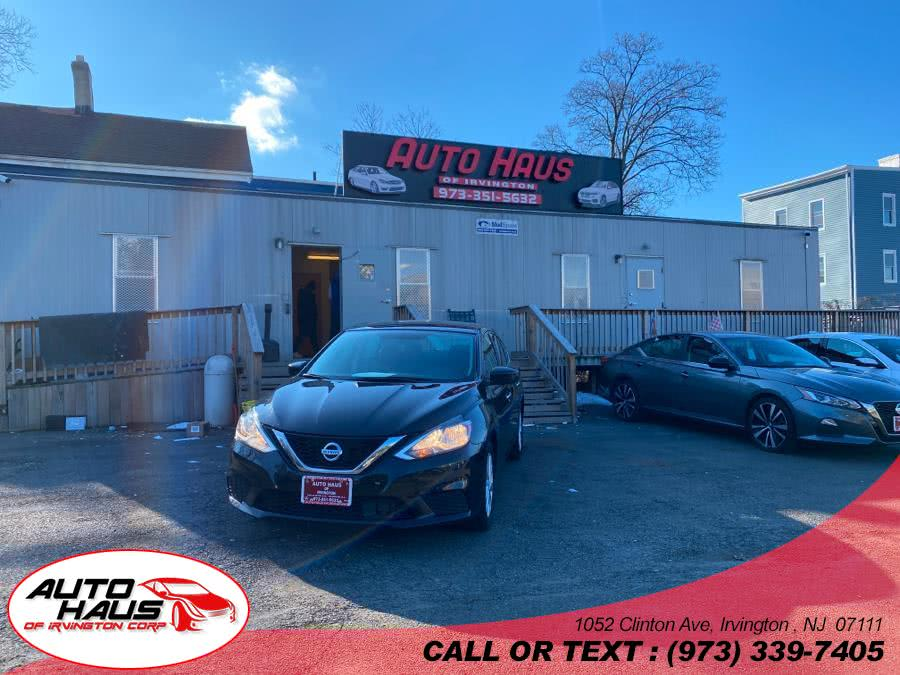 Used 2019 Nissan Sentra in Irvington , New Jersey | Auto Haus of Irvington Corp. Irvington , New Jersey