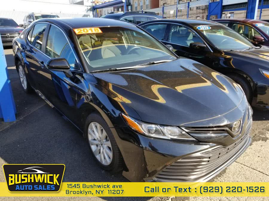 Used 2018 Toyota Camry in Brooklyn, New York | Bushwick Auto Sales LLC. Brooklyn, New York