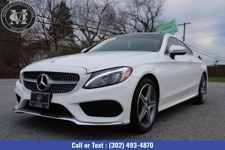 Used Mercedes-benz C-class C 300 2017 | Morsi Automotive Corp. New Castle, Delaware