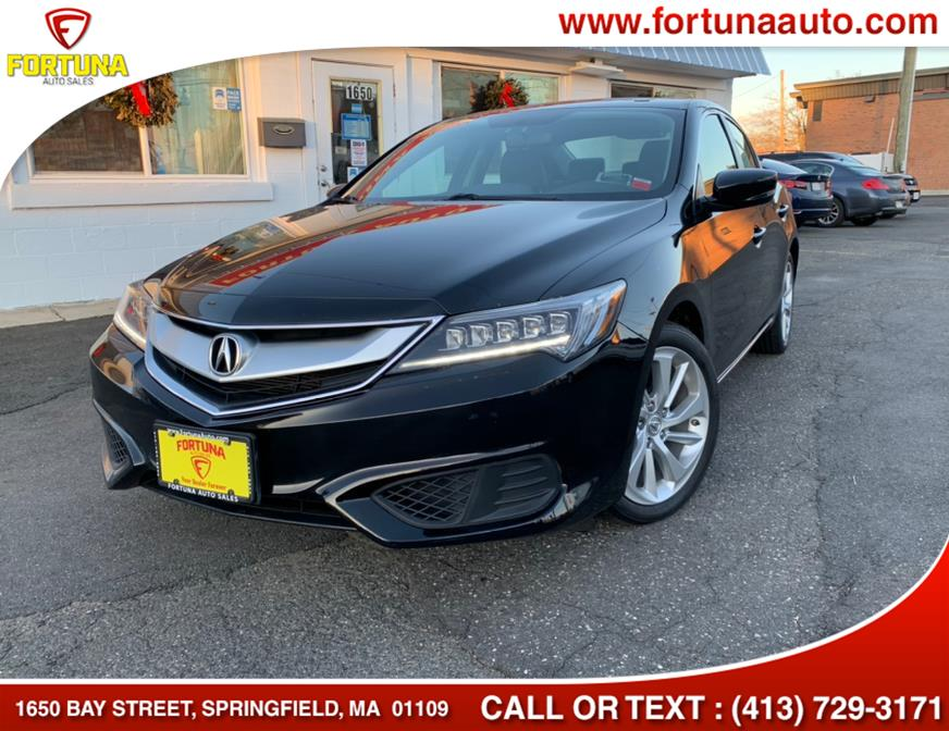 Used 2017 Acura ILX in Springfield, Massachusetts | Fortuna Auto Sales Inc.. Springfield, Massachusetts