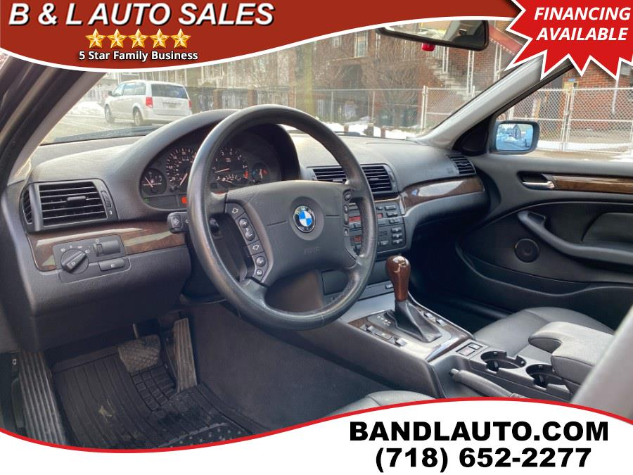 Used BMW 3 Series 325xi 4dr Sedan AWD 2003 | B & L Auto Sales LLC. Bronx, New York