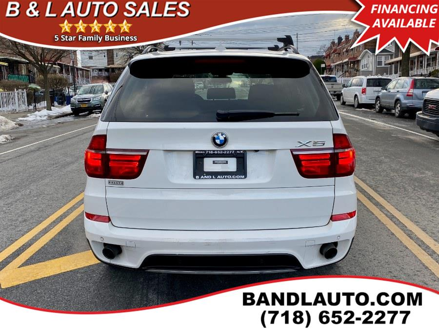 Used BMW X5 AWD 4dr xDrive35i Premium 2013 | B & L Auto Sales LLC. Bronx, New York