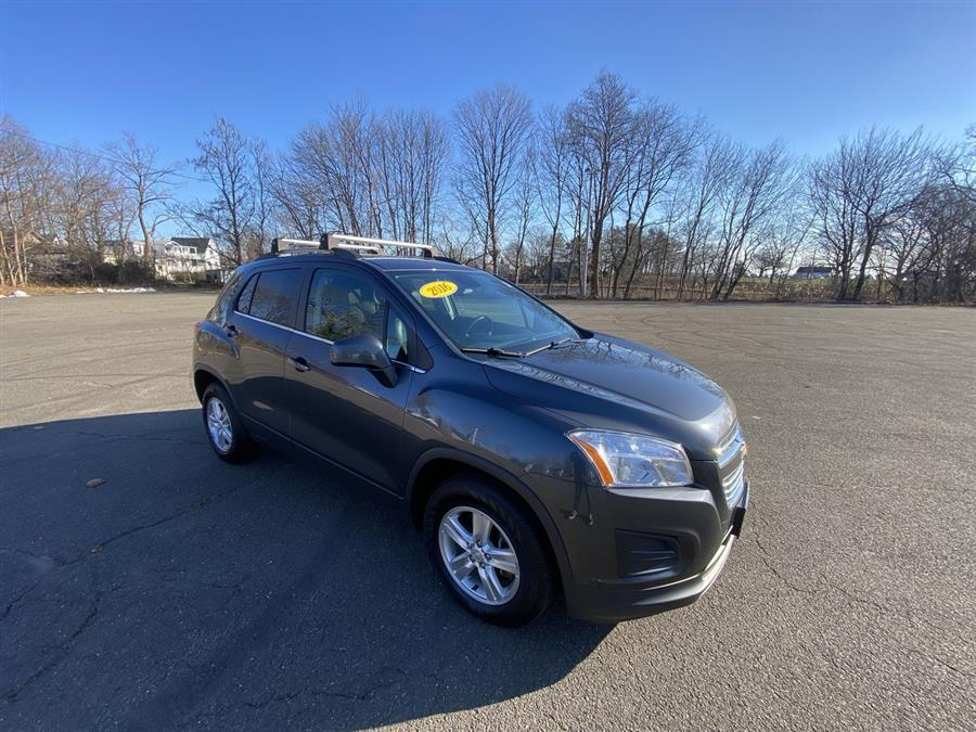 Used Chevrolet Trax AWD 4dr LT 2016 | Wiz Leasing Inc. Stratford, Connecticut