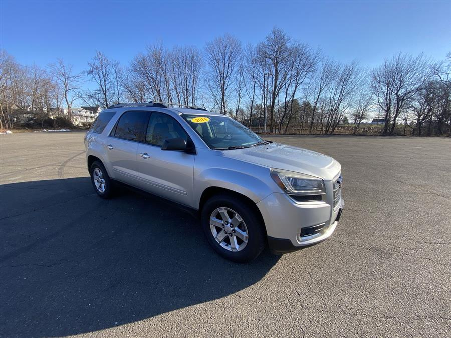 Used GMC Acadia AWD 4dr SLE1 2014 | Wiz Leasing Inc. Stratford, Connecticut