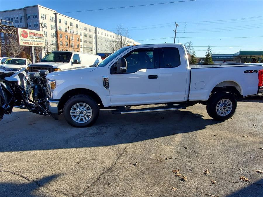 Used Ford F-250 Super Duty XLT 4x4 4dr SuperCab 6.8 ft. SB Pickup 2019 | Mass Auto Exchange. Framingham, Massachusetts