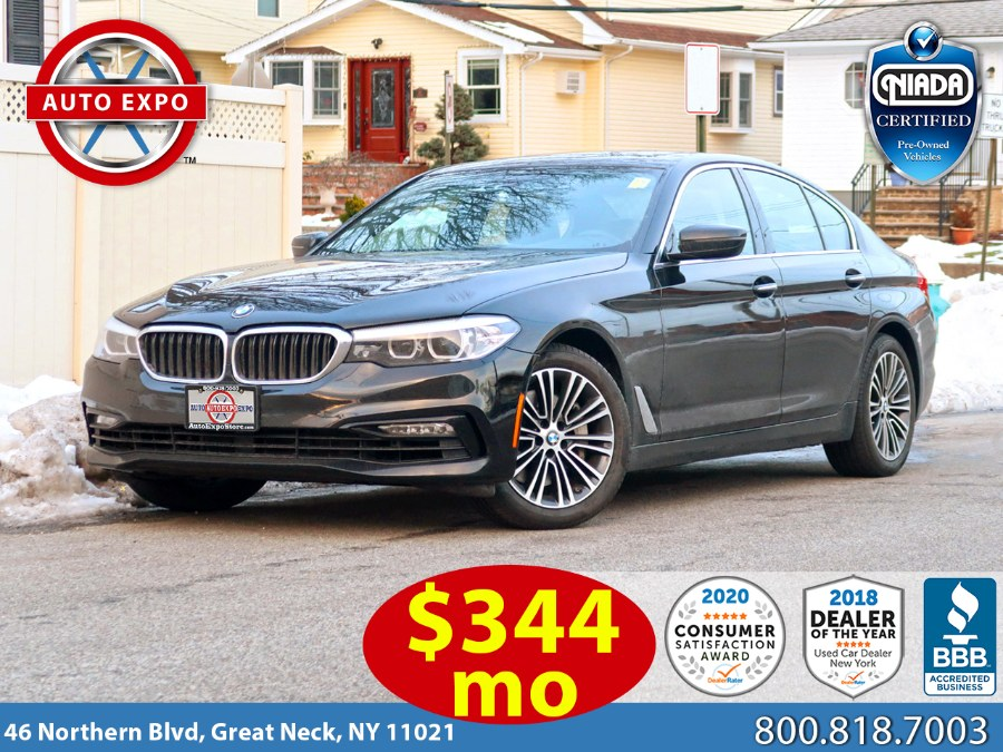 Used BMW 5 Series 530i xDrive Sport Line Package 2017 | Auto Expo Ent Inc.. Great Neck, New York
