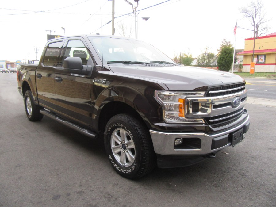 Used Ford F-150 XLT 4WD SuperCrew 5.5'' Box 2018 | Royalty Auto Sales. Little Ferry, New Jersey
