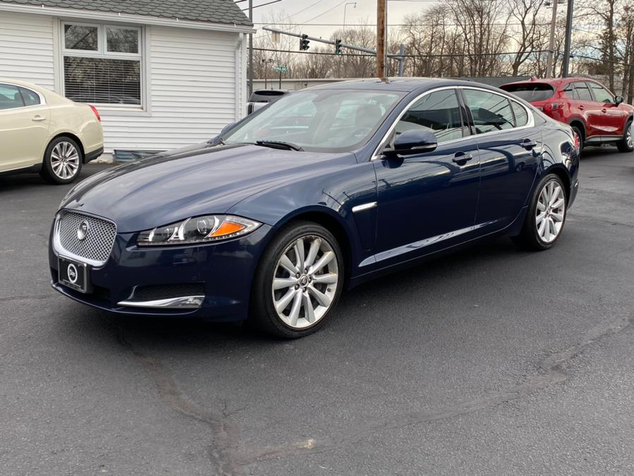 Used 2013 Jaguar XF in Milford, Connecticut | Chip's Auto Sales Inc. Milford, Connecticut