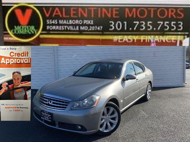 Used 2006 Infiniti M35 in Forestville, Maryland | Valentine Motor Company. Forestville, Maryland