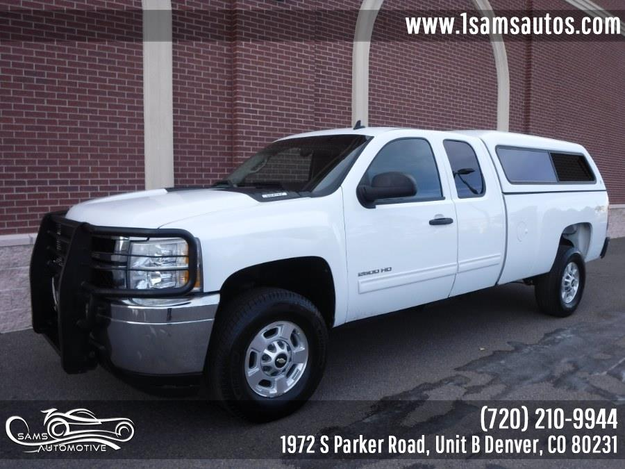 Used 2011 Chevrolet Silverado 2500HD in Denver, Colorado | Sam's Automotive. Denver, Colorado