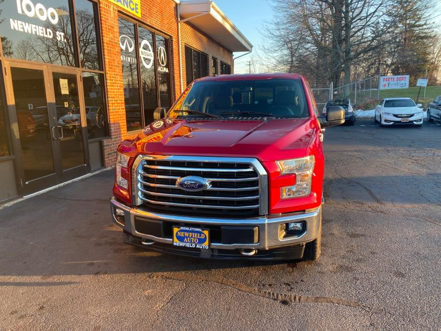 Used 2017 Ford F-150 in Middletown, Connecticut | Newfield Auto Sales. Middletown, Connecticut