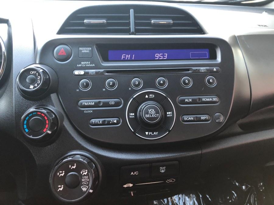 Used Honda Fit 5dr HB Auto Sport 2013 | Bristol Auto Center LLC. Bristol, Connecticut